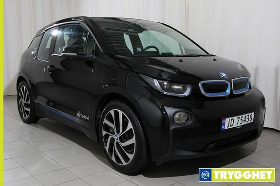 BMW i3 60Ah REX (Hybrid) Navi, ryggekamera, rekkeviddeforlenger
