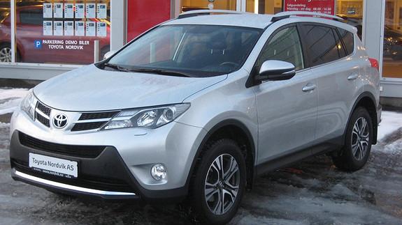 Toyota RAV4 2,0 4WD Active Style CVT  2014, 45226 km, kr 379000,-