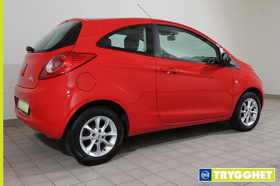 Ford Ka 1,2 69hk Trend+ SE KM!! KOMMER RETT FRA SERVICE!!