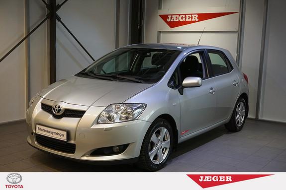 Toyota Auris 1,6 VVT-i Executive  2008, 82605 km, kr 115000,-