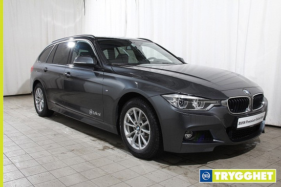 BMW 3-serie 316d Touring aut MSport-LED-Krok-NAVI-DAB-PDC-Connecteddrive