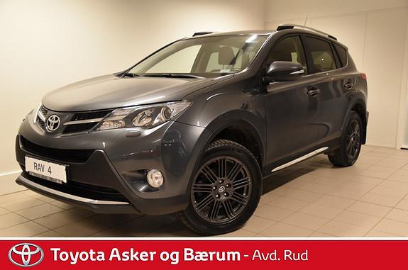 Toyota RAV4 2,0 4WD Active Style CVT Navigasjon, Hengerfeste  2013, 55000 km, kr 359000,-