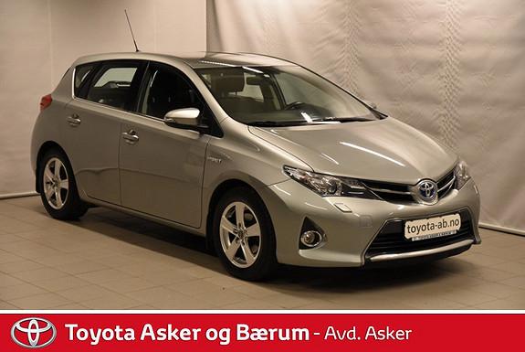 Toyota Auris 1,8 Hybrid E-CVT Active Go navi RENTEKAMPANJE 2,95%  2013, 46200 km, kr 209000,-