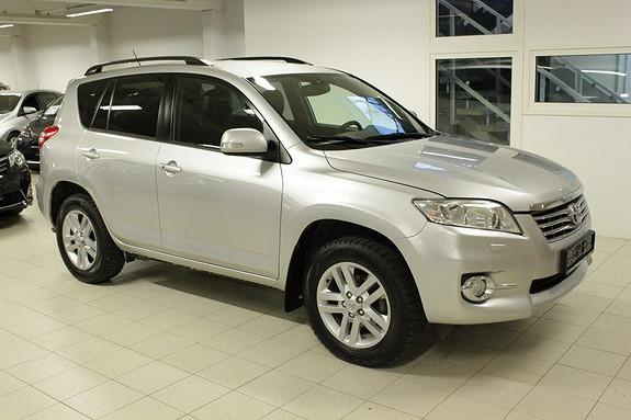 Toyota RAV4 2,2 D-4D Vanguard Executive  2011, 76000 km, kr 269000,-