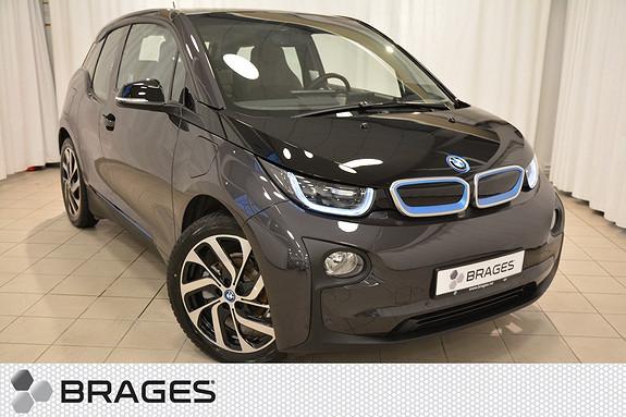 BMW i3 REX Hybrid, NORSK NAVI PRO LED DAB +++ SJELDEN TYPE! Adaptiv LED, NaviPro, Varmepumpe  2016, 17100 km, kr 279000,-