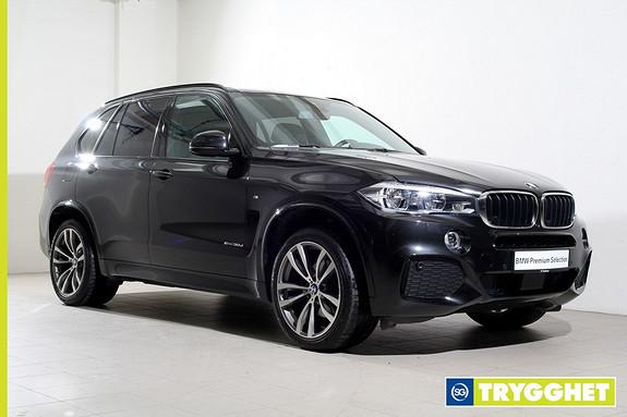 BMW X5 xDrive30d -Mpakke-Navi-HeadUp-ActiveCruise-DAB+-SoftClose-NightVision-HarmanKardon-Norsk