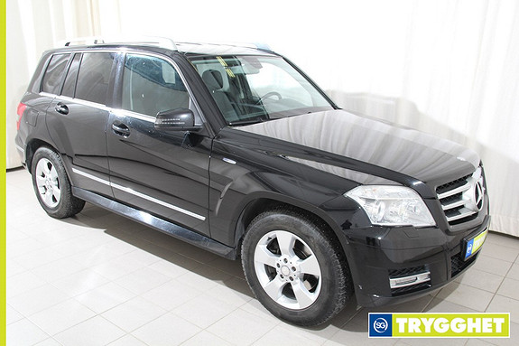 Mercedes-Benz GLK 220 CDI 4MATIC aut.