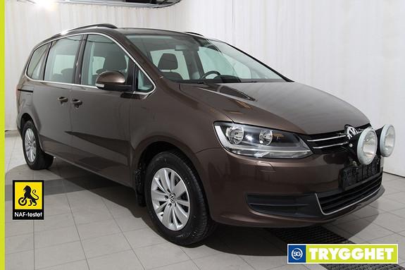 Volkswagen Sharan 2,0 140 TDI BMT 4Motion Comfortline 7-SETER. TILHENGERFESTE. 1000 M. DAB.DEFA