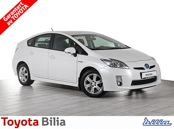 Toyota Prius 1,8 VVT-i Hybrid Comfort automat  2010, 109306 km, kr 129000,-