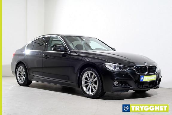 BMW 3-serie 320d xDrive 163hk Sportsautomat -Mpakke-Navi-HeadUp-HiFi-DAB+-ActiveCruise-Soltak++