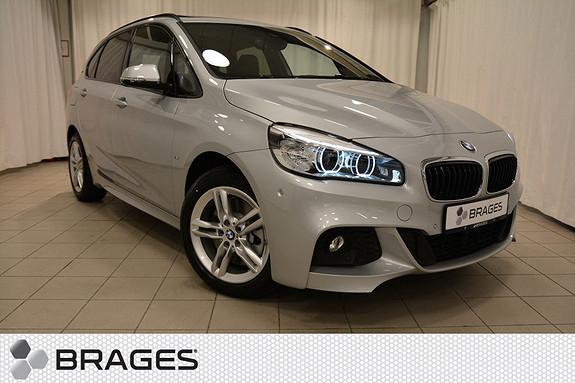 BMW 2-serie 225xe PLUG IN HYBRID 224HK FIREHJULSTREKK MSPORT SKINN PANORAMA LED++  2017, 1750 km, kr 489000,-