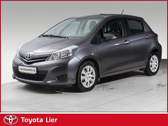 Toyota Yaris 1,33 Active Multidrive S Automat, veldig lav kilometer ,bra utstyrt  2013, 8583 km, kr 159000,-