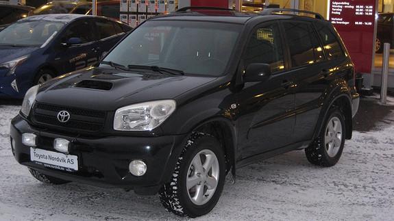 Toyota RAV4 D-4D 4wd  2005, 149875 km, kr 109000,-