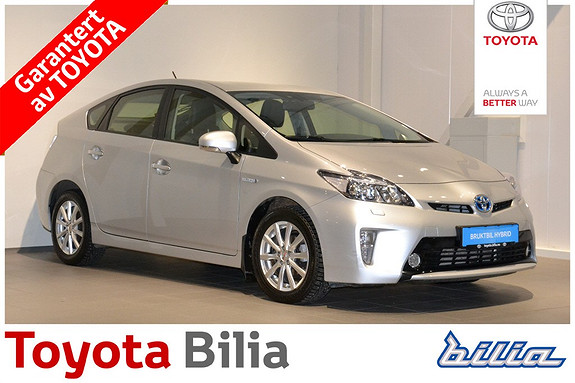 Toyota Prius 1,8 VVT-i Hybrid Executive , Norsk bil, 1 eier,  2013, 56000 km, kr 214000,-