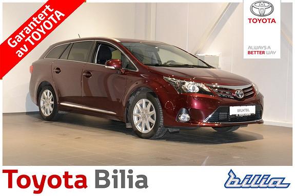 Toyota Avensis 1,8 147hk Advance Multidrive S  2012, 68000 km, kr 219000,-