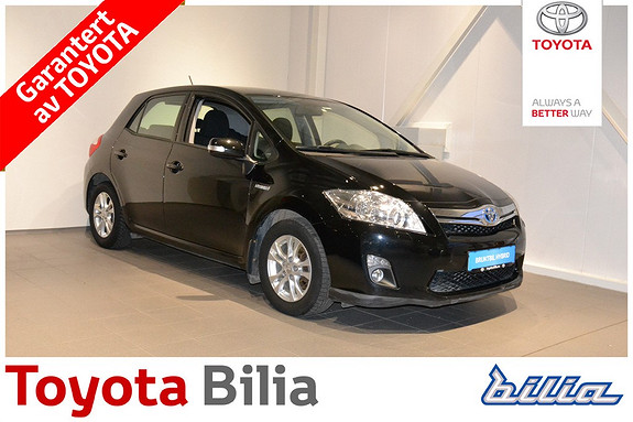 Toyota Auris 1,8 Hybrid Executive HSD  2012, 100345 km, kr 149000,-