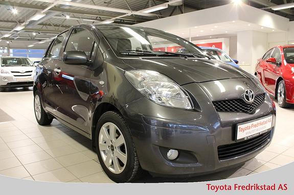 Toyota Yaris 1,33 S-Edition S&S Pen bil, lettkjørt og bensingjerrigbil,  2010, 91500 km, kr 89000,-