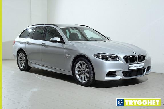 BMW 5-serie 520d xDrive Touring 190hk Ultimate Edition aut -Mpakke-Navi-HeadUp-HarmanKardon+++