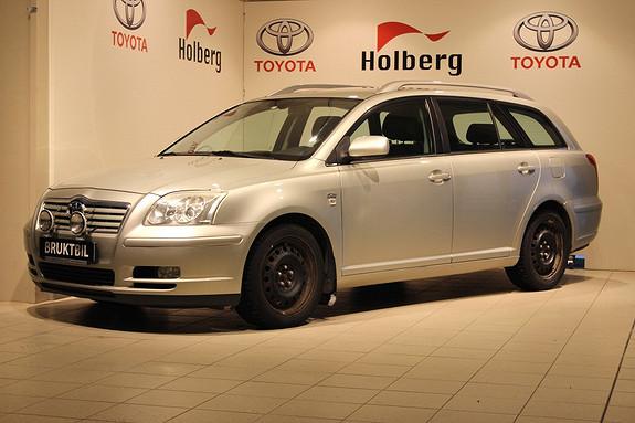 Toyota Avensis 2,0 D-4D Sol Hengerfeste, Multiratt, Diesel Tilleggsvarmer ++  2005, 229900 km, kr 65000,-