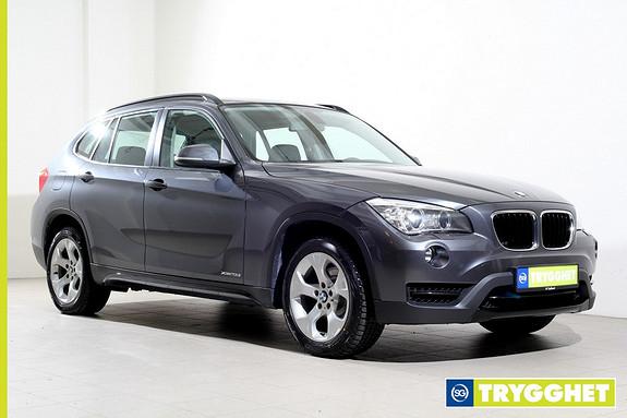BMW X1 xDrive18d (136hk) aut 8-trinns Automat/Sport Line/Xenon/DAB/Avt.hengerfeste/Oppv.ratt