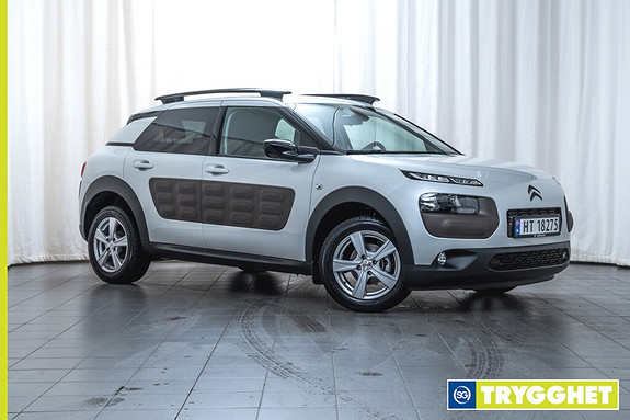 Citroen C4 Cactus PureTech 82 Nordic Edition Audiostreaming, Bluetooth, A
