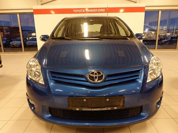 Toyota Auris 1,4 D Advance  2010, 69800 km, kr 129000,-