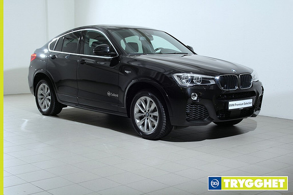 BMW X4 xDrive20d 100 Edition aut -Mpakke-Navi-HeadUp-ActiveCruise-Webasto-HarmanKardon++