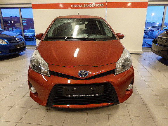 Toyota Yaris  2012, 33000 km, kr 169000,-