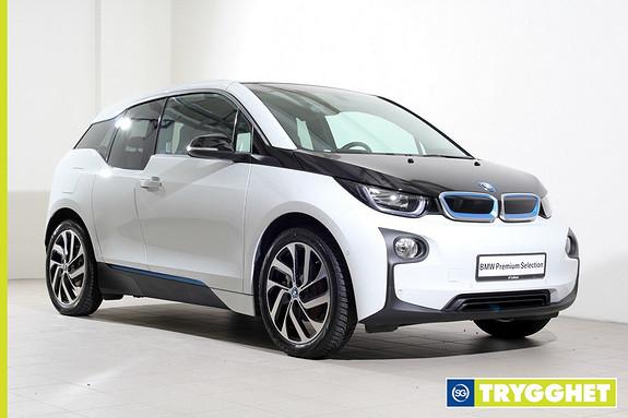 BMW i3 170hk -Navi-HarmanKardon-Hurtiglader-Varmepumpe-DAB+-Ryggekamera-Norsk++