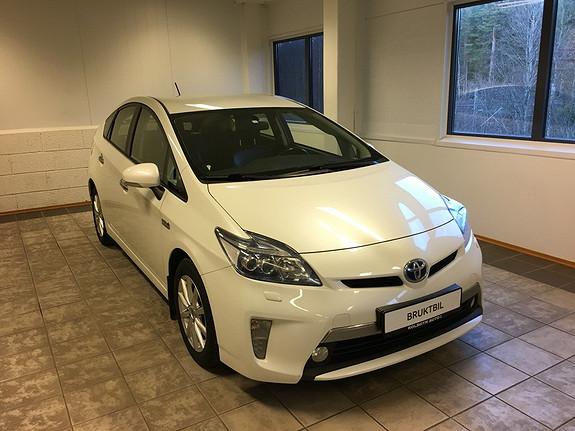 Toyota Prius 1,8 VVT-i Plug-in Hybrid Advance  2012, 152500 km, kr 149000,-
