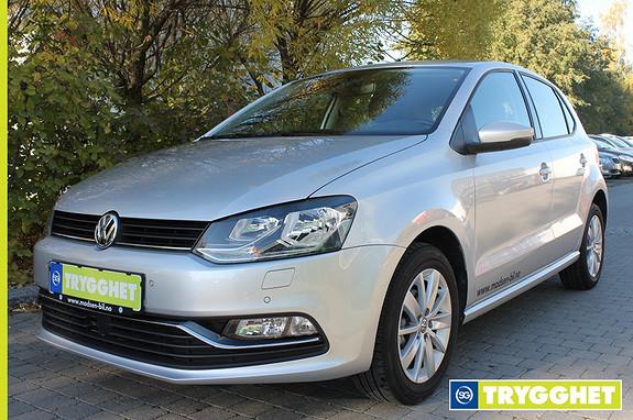 Volkswagen Polo 1,2 TSI 90hk Highline Clima, Cruisekontroll, Parksensor f + b, Multiratt, DAB+
