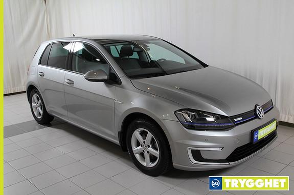 Volkswagen Golf Norsk Utgave adaptiv cruisecontroll,bluetooth,keyless access,ryggekamera