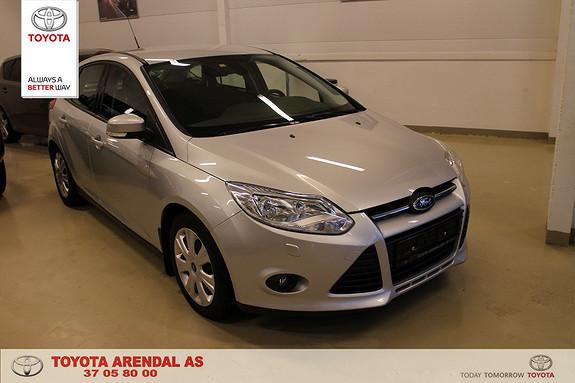 Ford Focus 1,6 TDCi 95hk Trend Pen bil, servicer fulgt, blåtann cr kontr +++  2011, 91000 km, kr 129000,-
