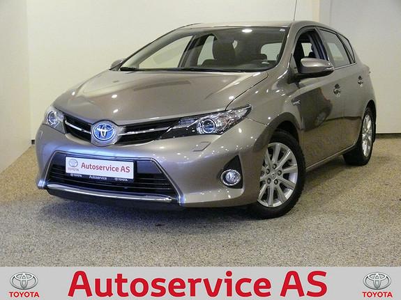 Toyota Auris 1,8 Hybrid E-CVT Active Go navi  2013, 35000 km, kr 229000,-