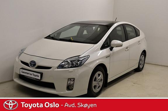 Toyota Prius 1,8 VVT-i Hybrid Premium  2009, 128000 km, kr 144900,-