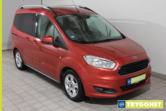 Ford Tourneo Courier 1,0 ECOboost 100hk Titanium DAB!!! HENGERFESTE!!!RYGGEKAMERA!!! NAVIGASJON