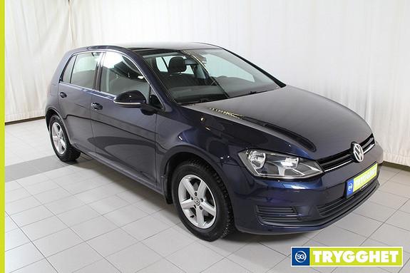 Volkswagen Golf 1,2 TSI 85hk Trendline Bluetooth,Dab+,ryggesensorer foran og bak,isofix,