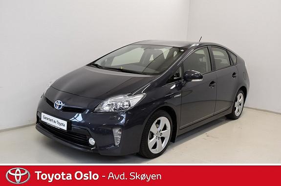 Toyota Prius 1,8 VVT-i Hybrid Advance  2012, 44357 km, kr 194900,-