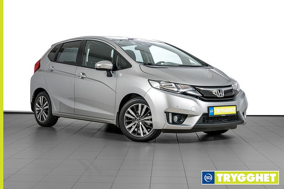 Honda Jazz 1,3 Elegance ADAS navi CVT SPAR 71000KR PÅ TOPP UTSTYRT DEMOBIL ! !