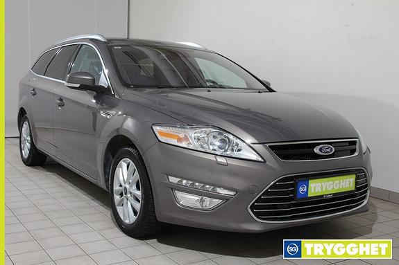 Ford Mondeo 2,0 TDCi 140hk ECO Premium Aut. DAB!!DIESELVARMER!!NAVI!!HENGERFESTE!!SKINN!!