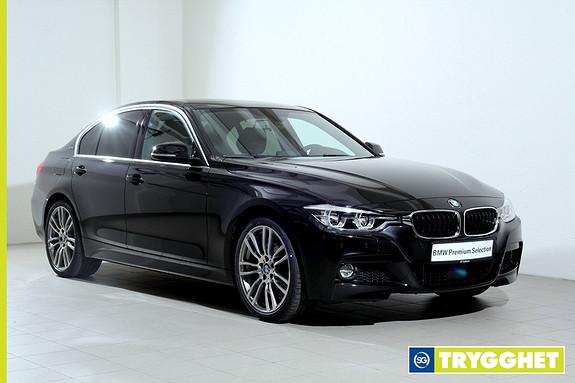 BMW 3-serie 330e iPerformance aut -Mpakke-Navi Pro-Active Cruise-HarmanKardon-Kamera++