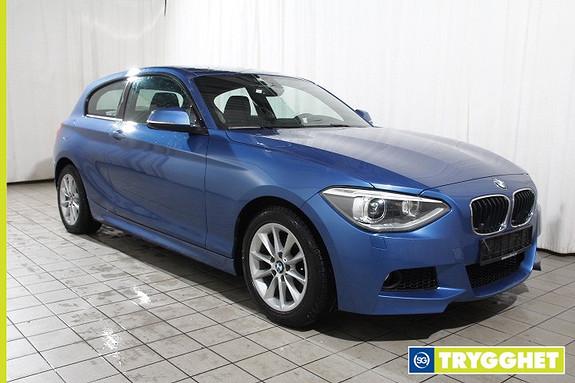 BMW 1-serie 116d M-Sportpakke