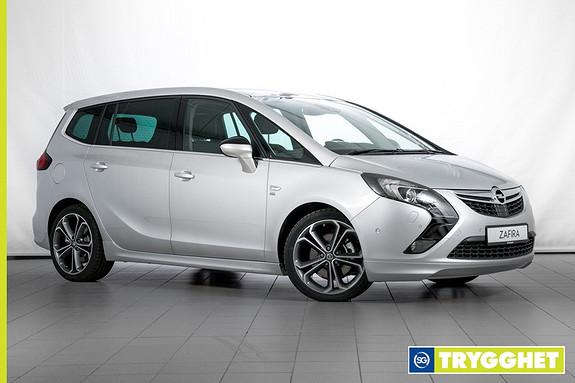 Opel Zafira Tourer 2.0 CDTi 170hk 5seter Premium aut SPAR 86000KR PÅ DEMOBIL  OPC PAKKE  19