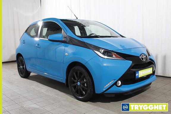 Toyota Aygo x-play 1,0 Demobil-Toyota Safety Sense-DAB-Ryggekamera-Bluetooth-Klima