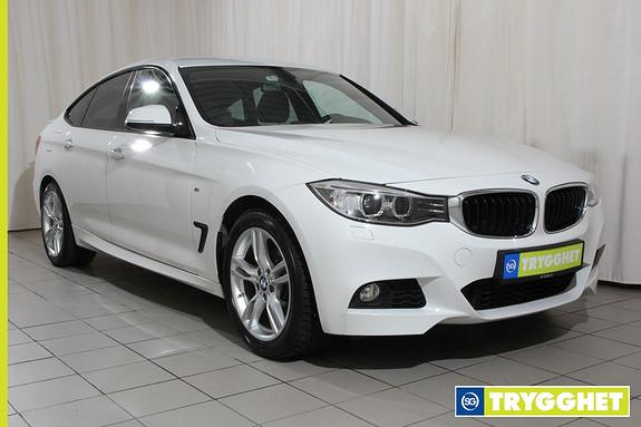 BMW 3-serie 320d xDrive GT 163hk aut M sport ,ryggekamera,dab+,hengerfeste