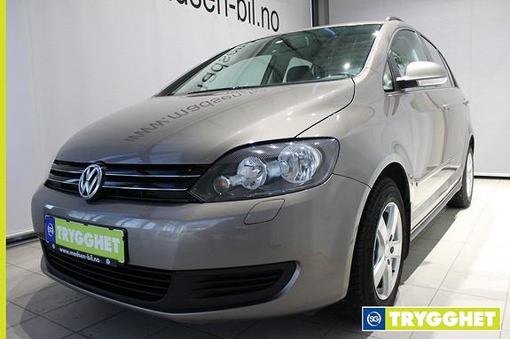 Volkswagen Golf Plus 1,6 105hk TDI Comfortline DSG Automat, Cruisekontroll, Climaanlegg ++