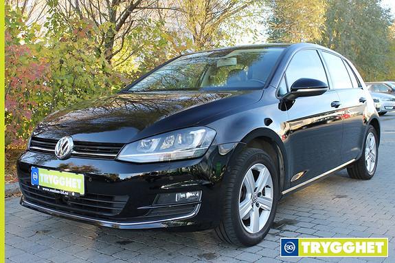 Volkswagen Golf 1,4 TSI 140hk Highline adaptive bi-xenon, navi, cruise, krok, parkeringsvarmer