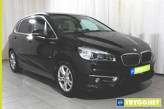 BMW 2-serie 220d Active Tourer xDrive 163hk aut xDrive, Automat, Navi, DAB+,skinn, panorama, led-lys
