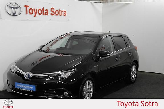 Toyota Auris 1,8 Hybrid E-CVT Active S  2016, 7100 km, kr 264900,-