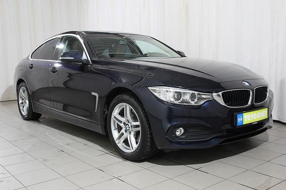 BMW 4-serie 420d xDrive Gran Coupé 163hk aut Solgt ny av oss på Gjøvik. Xdrive,Navi+++